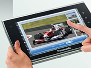 [BILD] Panasonic Viera Tablet - (c) Panasonic